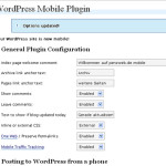"Getestet: Wordpress-Mobile Plugin ""Admob"""