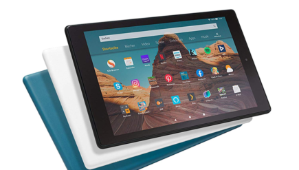 Amazon Fire HD 10 - Google Play Store installieren
